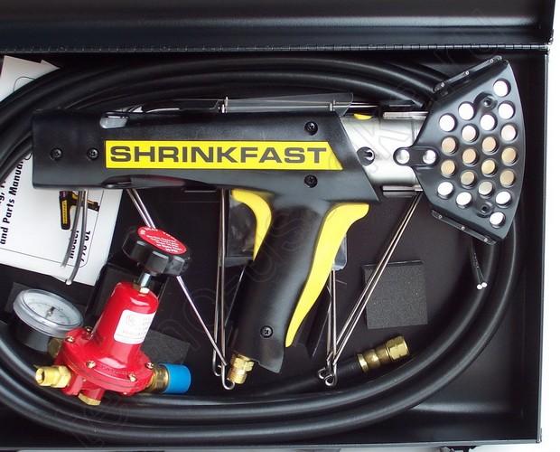 Термоусадочный пистолет Shrinkfast 998 комплект